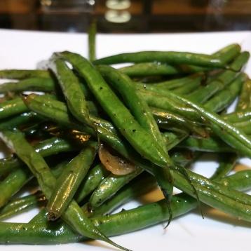 Garlic Sauteed String Beans